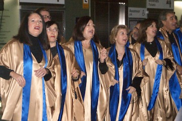 coro gospel sounds